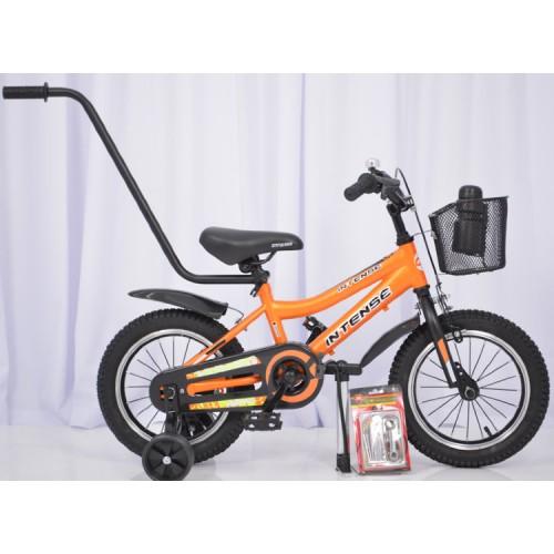 """Велосипед двоколісний Sigma INTENSE N-200 14"""" помаранчевий"""