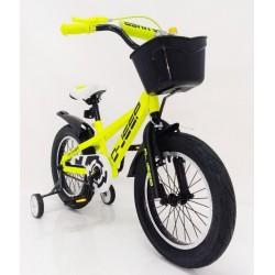 """Велосипед двоколісний Sigma D-JEEP 16"""" салатовий"""