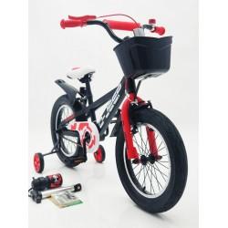 """Велосипед двоколісний Sigma D-JEEP 16"""" чорний"""