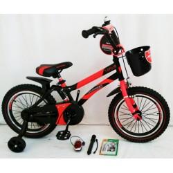 """Велосипед двухколесный Sigma HAMMER 16"""" красный"""