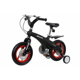 """Велосипед двухколесный Miqilong MQL-GN 12"""" черный"""