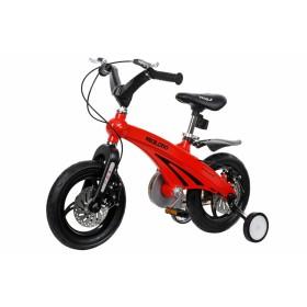 """Велосипед двухколесный Miqilong MQL-GN 12"""" красный"""