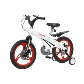 """Велосипед двухколесный Miqilong MQL-GN 16"""" белый"""