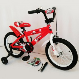 """Велосипед двухколесный Sigma N-300 16"""" красный"""