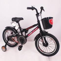 """Велосипед двухколесный ROYAL VOYAGE SPEED FIEIDS 16"""" черный"""