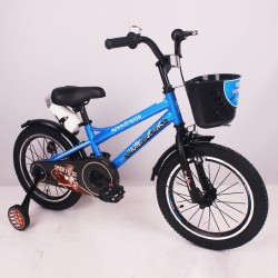 """Велосипед двухколесный ROYAL VOYAGE SPEED FIEIDS 16"""" голубой"""