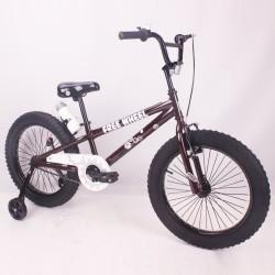 """Велосипед двухколесный ROYAL VOYAGE FREE WHEEL 20"""" коричневый"""
