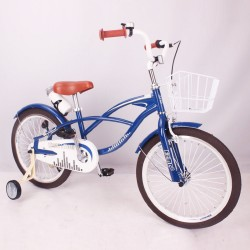 """Велосипед двухколесный ROYAL VOYAGE STRAIGHT A STUDENT 20"""" синий"""