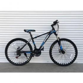 "Спортивный велосипед Toprider 611 26"" черно-синий"