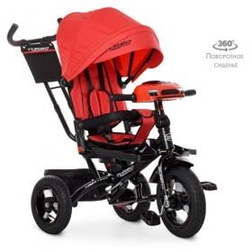 Велосипед трехколесный TURBOTRIKE М 5448HA красный
