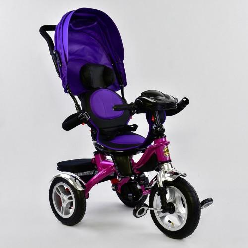 Велосипед трехколесный Best Trike 5890 фиолетовый