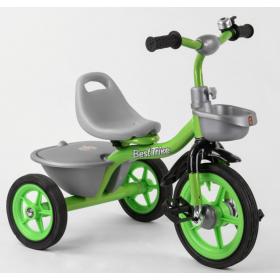 Велосипед трехколесный Best Trike BS-3615 зеленый