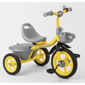 Велосипед трехколесный Best Trike BS-9603 желтый