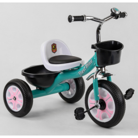Велосипед триколісний Best Trike LM 7309бірюзовий