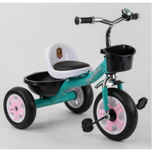 Велосипед трехколесный Best Trike LM 1355 фиолетовый
