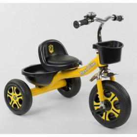 Велосипед триколісний Best Trike LM 9033 жовтий