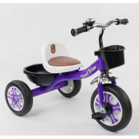 Велосипед триколісний Best Trike LM 1355 фіолетовий