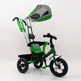 Велосипед трехколесный Lexus-Trike Lex-007 (12/10 AIR wheels) зеленый