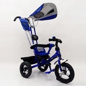 Велосипед трехколесный Lexus-Trike Lex-007 (12/10 AIR wheels) синий