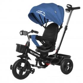Велосипед трехколесный Tilly CANYON T-384 синий