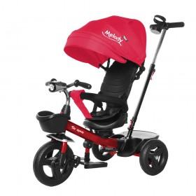 Велосипед трехколесный Tilly Melody T-385 красный