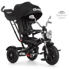 Велосипед трехколесный TURBOTRIKE M 4056 черный