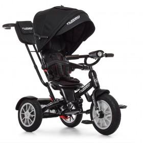 Велосипед трехколесный TURBOTRIKE M 4057 черный