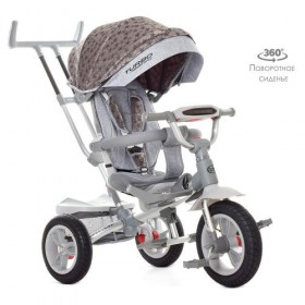 Велосипед трехколесный TURBOTRIKE M 4058HA звезды
