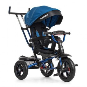 Велосипед трехколесный TURBOTRIKE M 4058 синий
