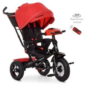 Велосипед трехколесный TURBOTRIKE M 4060 красный