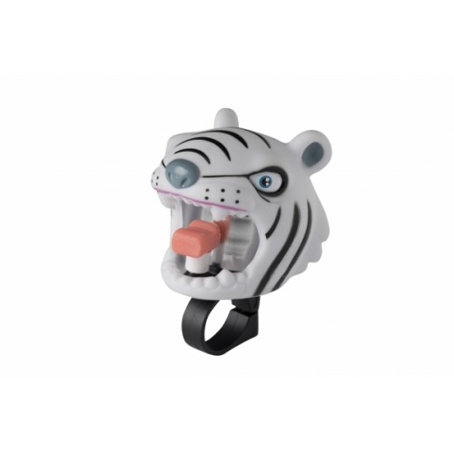 Звонок CRAZY SAFETY Белый Тигр