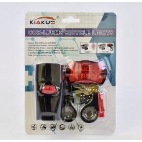 Набор светодиодных фар для велосипеда Kiakuo С 34575-20. 2 шт.