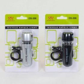Светодиодный фонарикдля велосипеда C40294, серый