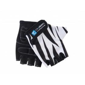 Защитные перчатки CRAZY SAFETY Белый Тигр