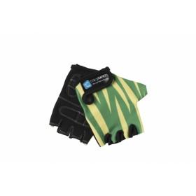 Защитные перчатки CRAZY SAFETY Зеленый Тигр