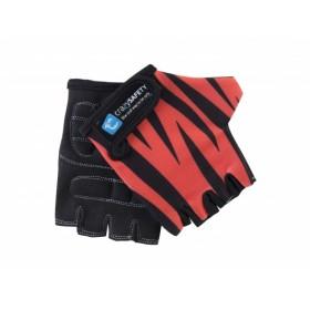 Защитные перчатки CRAZY SAFETY Оранжевый Тигр