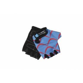 Защитные перчатки CRAZY SAFETY Голубой Дракон