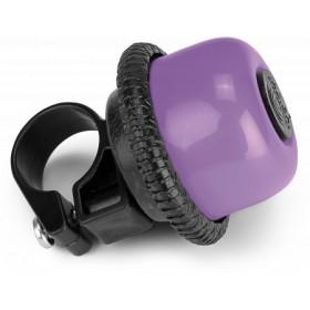 Звонок ротационный Puky G20 для беговелов и самокатов, фиолетовый