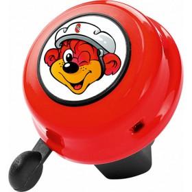Звонок Puky G22 для беговелов, велосипедов и SpeedUs, красный