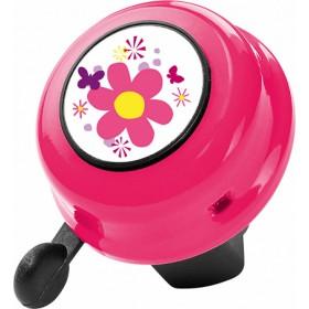 Звонок Puky G22 для беговелов, велосипедов и SpeedUs, розовый
