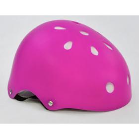 Шлем защитный TK Sport, С 33726, розовый