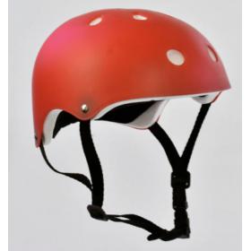 Шлем защитный TK Sport, С 33726, красный