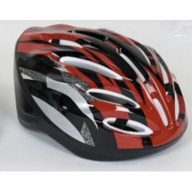 Шлем защитный B31980 TK Sport, черно-красный
