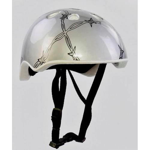 Защитный шлем D 26052 серый