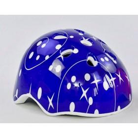 Защитный шлем D 26052 синий