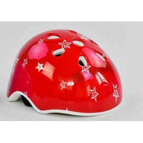 Защитный шлем D 26052 красный
