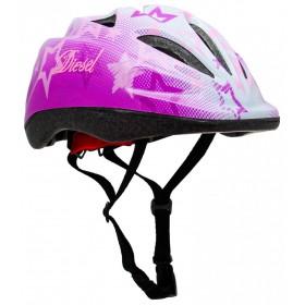 Защитный шлем Maraton Discovery New с регулировкой, фиолетовый