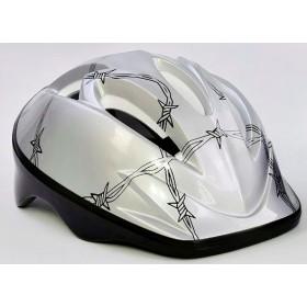 Защитный шлем F 18455 серый