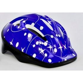 Защитный шлем F 18455 синий