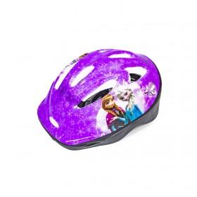 Защитный шлем KidsSafe Frozen фиолетовый